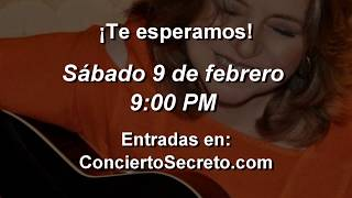 Marisela Verena Concierto Secreto San Valentin