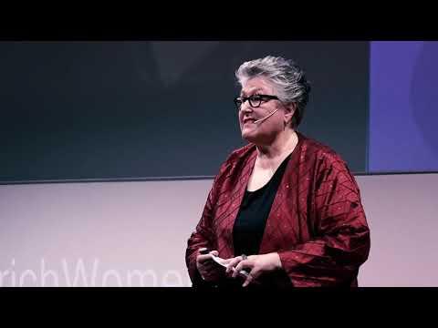 Swiss Women: 50 years of struggles and development of political rights | Zita Küng | TEDxZurichWomen