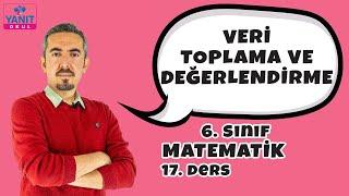 Veri Toplama ve Değerlendirme | 6. Sınıf Matematik Konu Anlatımları