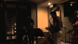 Aldo Salvent, Alejandro Chiabrando, Alex terrier Costa Rica Jazz Fest 2011