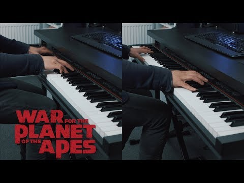 Paradise Found- War for the Planet of the Apes (2 Pianos)