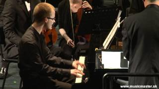 G. Gershwin - Rhapsody in Blue West Virginia Youth Symphony, Adam Stranavsky & Robert Turizziani