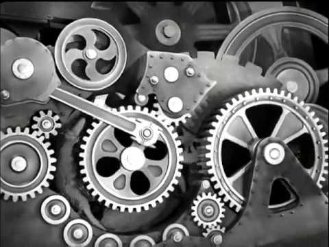 Copy of Charlie Chaplin   MODERN TIMES   Factory Scene HD   720p