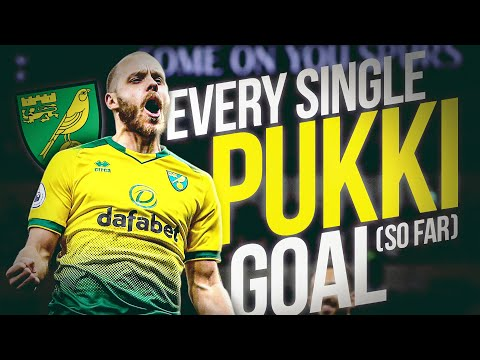 Teemu Pukki | Every Norwich City Goal 🐐| Liverpool ✅ Arsenal ✅ Tottenham ✅ Chelsea ✅