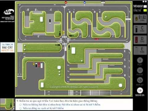 hoclaixehanoi.com | Học lái xe theo sa hình