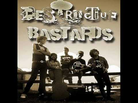 Destructive Bastards - Punk at Heart