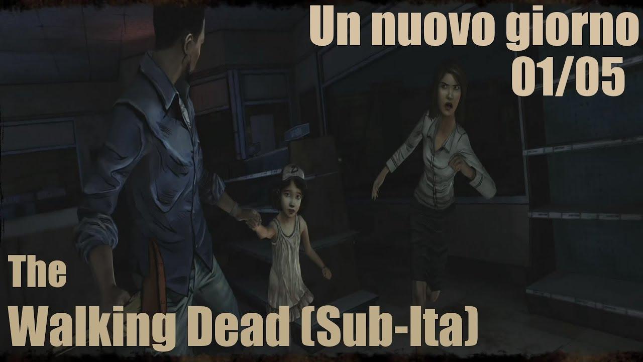 The Walking Dead Streaming Ita