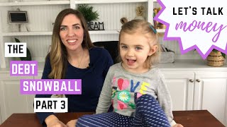 Debt Snowball Part 3: My Favorite Debt Snowball Calculator with MY REAL NUMBERS