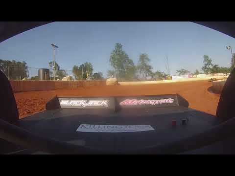 East Lincoln Speedway 5-18-19 pro 4 Rear Cam Hot Laps Alexus Motes