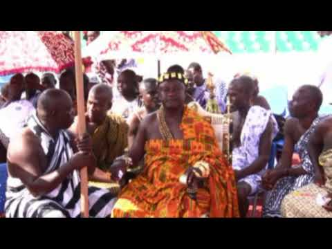 Ghana - 10th Anniversary Enstoolment Osei Tutu II - Part 1^:  The Gathering