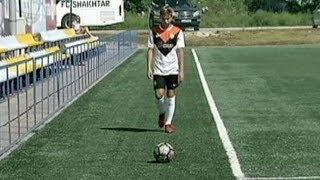 Шахтер принял первого игрока в Академию по результатам Shakhtar Talent Day