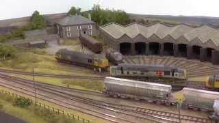 Exeter model railway show