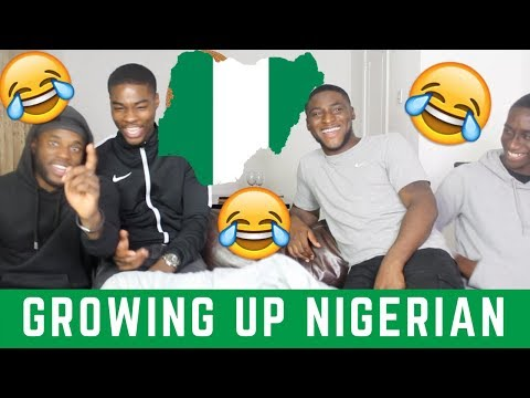 Growing Up In A Nigerian Household