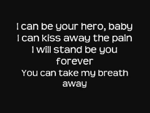 Enrique Iglesias   Hero lyrics