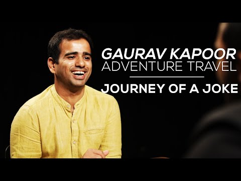 Journey Of A Joke feat. Gaurav Kapoor