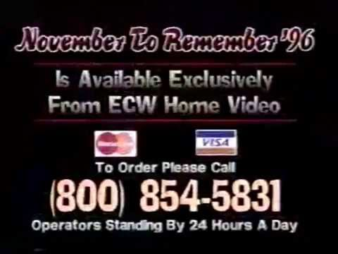 ecw november to remember 1996 yahoo