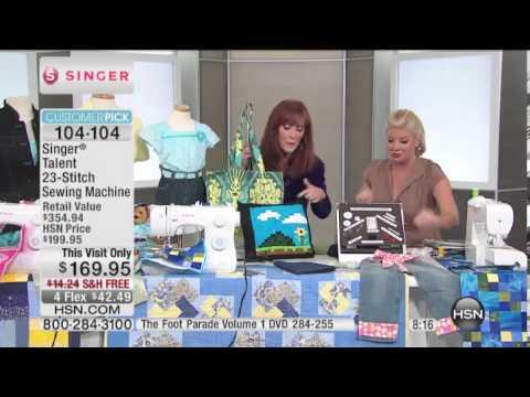 Singer Talent 23Stitch Sewing Machine