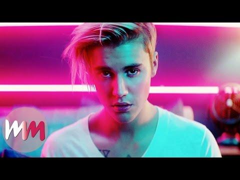 Top 10 Best Justin Bieber Music Videos