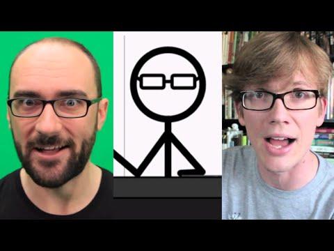 Vsauce, CGP Grey, & Vlogbrothers: Parody!