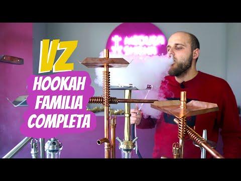 Que VZ Hookah Comprar? Steampunk