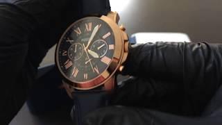 Reloj FOSSIL FS4835 - UNBOXING FOSSIL Watch FS4835 (Regaloj)
