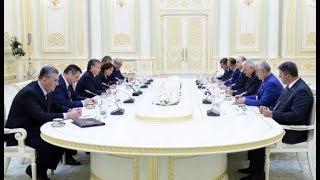 Президент Узбекистана принял Председателя Великого национального собрания Туреции