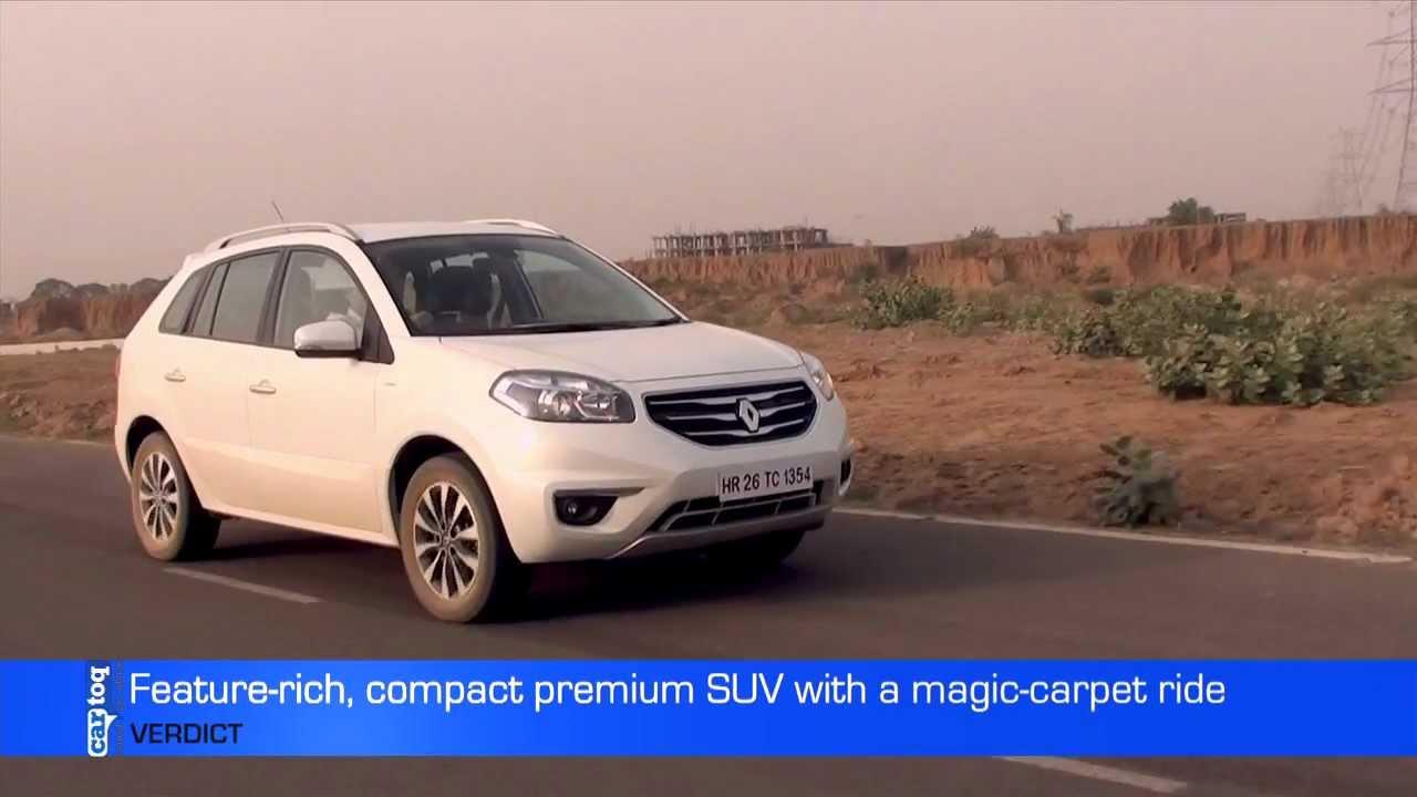 Renault Koleos 4x4 Video Review Cartoqcom Community Experts Youtube