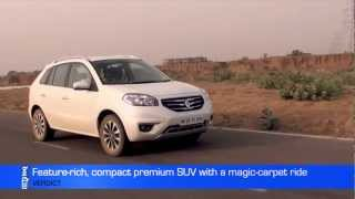 Renault Koleos 2012 Videos