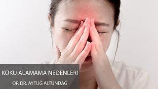 Koku Alamama Nedenleri - Op. Dr. Aytuğ Altundağ