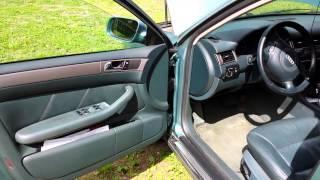 Audi A6 C5 2.4 Quattro . Моё Мнение За 165000 Км !