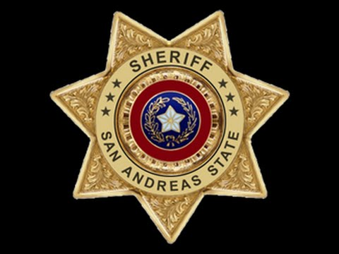 Rus lsrp. SA Sheriff`s Departaments, trailer.
