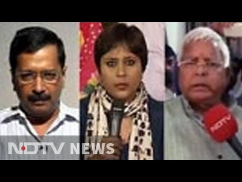 From Patna - Lalu, Kejriwal on lessons for PM Modi after Bihar loss