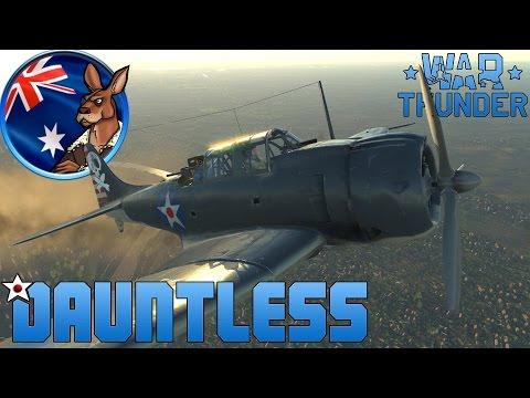War Thunder: Dauntless