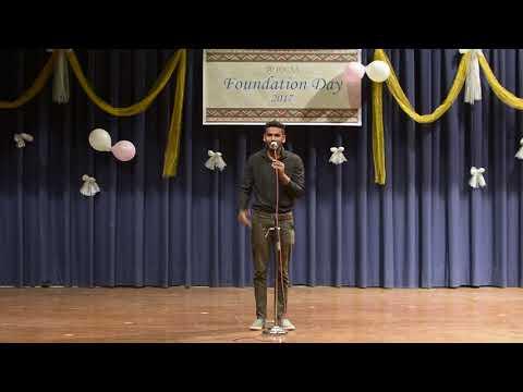 IUCAA Foundation Day 2017 । Notebandi Poem IUCAA