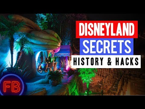 Aladdins Oasis | Disneyland Hacks