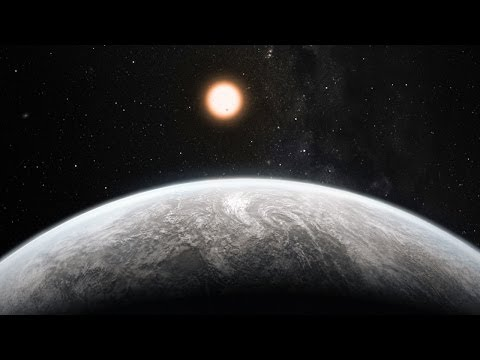 Cosmic Journeys - The Search for Earth-like Planets