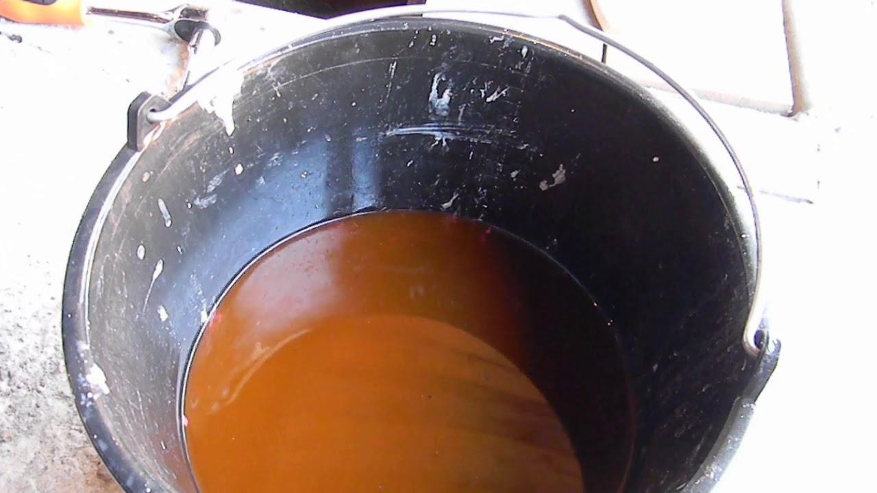 Замена охлаждающей жидкости на Калине 16V