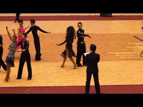 CK Thanh nien B Latin - Jive Group