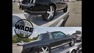 "Fast & Flashy 2015 : Turbo LSX Grand National on 24"" Wheels with Test Runs"