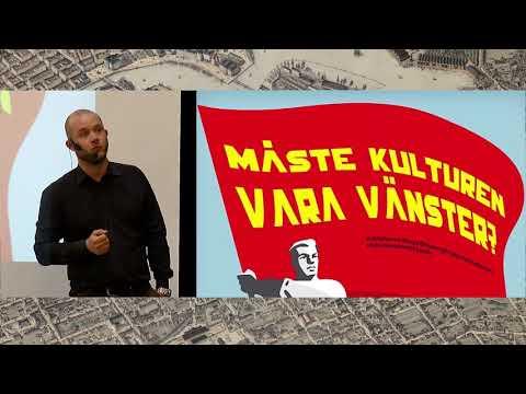 "Lars Anders Johansson ""Kultur i politikens tjänst"" Freedomfest 2017"
