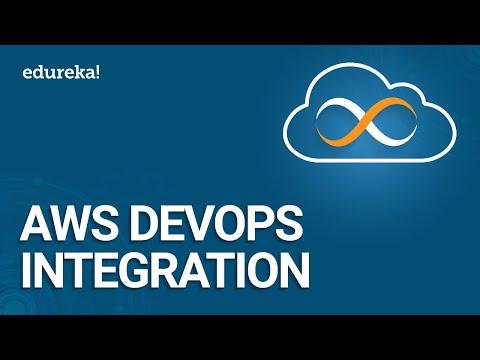 AWS DevOps Integration | DevOps AWS | DevOps Tools on AWS | DevOps Training | AWS Training | Edureka