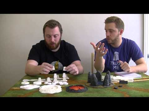 Tiny Worlds Wargaming Resin Terrain & Bases Review