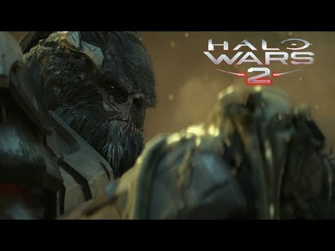 Halo Wars 2 Awakening the Nightmare DLC Final Boss and Ending