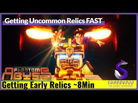 Do THIS To Get Uncommon Relics & Whips FAST! | Phantom Abyss |