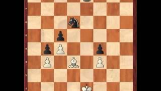Уроки шахмат - Слон против Коня