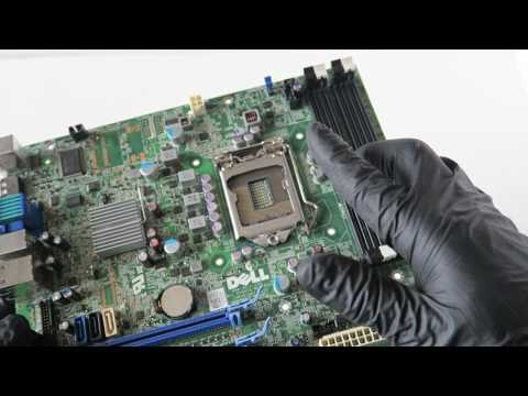 D28YY Dell OptiPlex 790 SFF 0D28YY Motherboard Overview