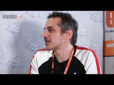 Cannes 2018 - Interview Manu Rozoy