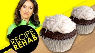 Easy Dairy-Free Cupcakes I Recipe Rehab I Everyday Health