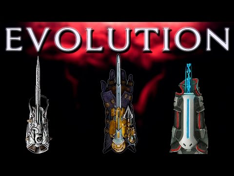 Эволюция скрытого клинка