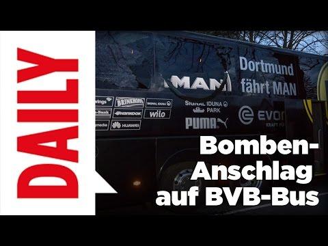 Bomben-Anschlag auf BVB-Bus - Die Schocknacht von Dortmund - BILD-Daily Spezial 12.4.2017